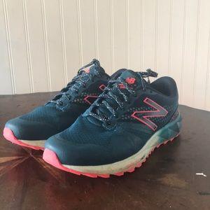 New balance all terrain running shoes